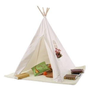 Eines der schönsten Perucross Zelt für das Kinderzimmer, kann man zu Hause im Winter benutzen oder im Garten am Sommer, wenn dräuen warm ist.