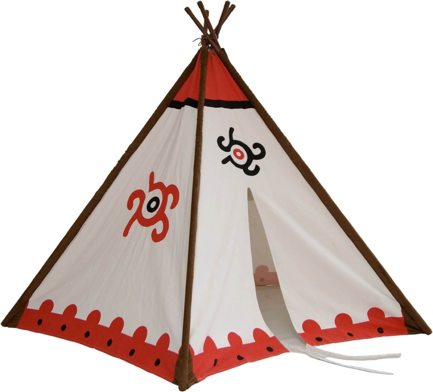 2gether teepee tipi indianerzelt test tipi zelt kinderzimmer. Black Bedroom Furniture Sets. Home Design Ideas