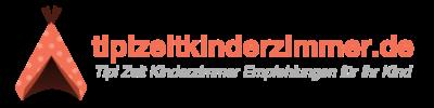 Tipi Zelt Kinderzimmer Logo